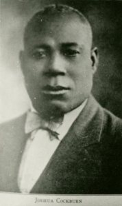 Joshua Cockburn was a certified British ship master when Marcus Garvey hired him in 1919